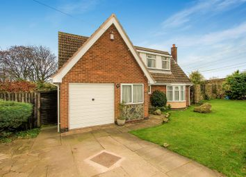 Thumbnail 3 bed detached house for sale in Stanton-By-Bridge, Derbyshire