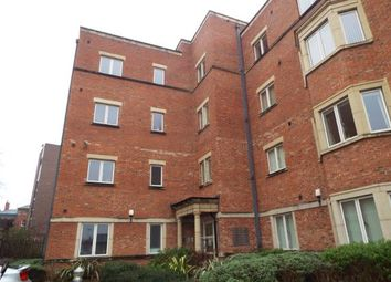 Thumbnail 1 bed flat for sale in Caxton Place, Wrexham, Wrecsam, Wrexham