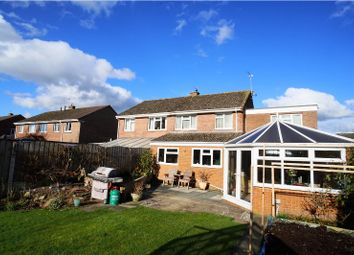 Thumbnail 5 bed semi-detached house for sale in Hurley Road, Carlisle