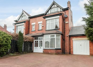 Thumbnail 4 bed semi-detached house for sale in Green Lane, Bolton