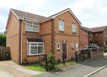 Thumbnail 3 bed semi-detached house for sale in Chelwood Drive, Droylsden, Manchester