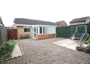 Thumbnail 2 bed semi-detached bungalow for sale in Plumpton Avenue, Hereford