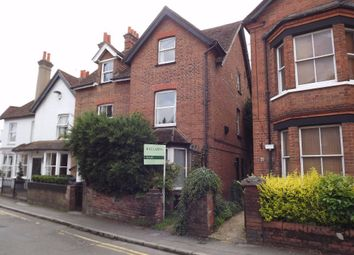 Thumbnail 1 bed flat to rent in Station Road, Marlow, Buckinghamshire