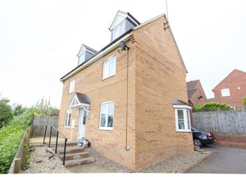 Thumbnail 4 bed detached house for sale in Stone Close, Wellingborough