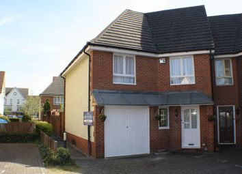 Thumbnail 3 bed semi-detached house for sale in Hartigan Place, Woodley, Reading