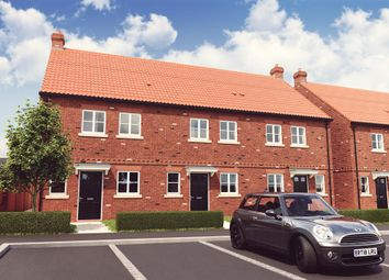 Thumbnail 3 bed town house for sale in The Chase, Dringhouses, York
