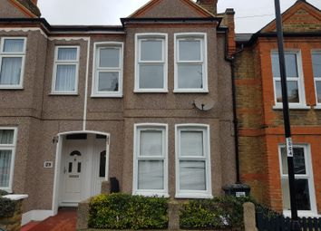 Thumbnail 3 bed terraced house to rent in Neuchatel Road, London