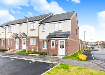 Thumbnail 3 bedroom end terrace house for sale in Seaforth Road, Stewarton, Kilmarnock