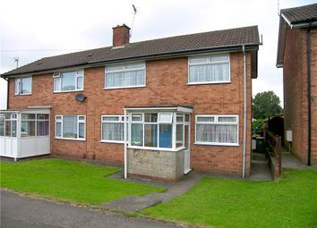Thumbnail 3 bedroom semi-detached house for sale in Charnwood Crescent, Newton, Alfreton