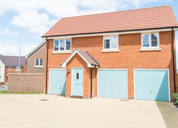 Thumbnail 2 bedroom property for sale in Boxgrove Way, Monksmoor, Daventry