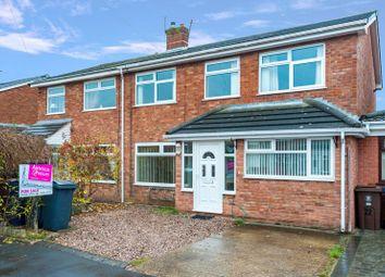 4 bed semi-detached house for sale in Rivington Drive, Burscough, Ormskirk L40