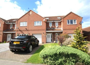 Thumbnail 3 bed town house for sale in Westerdale Road, Scawsby, Doncaster