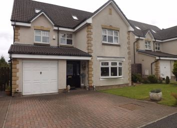 Thumbnail 6 bed detached house for sale in Burte Court, Bellshill, North Lanarkshire