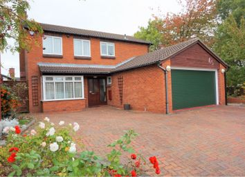 4 bed detached house for sale in Birchwood Road, Lichfield WS14