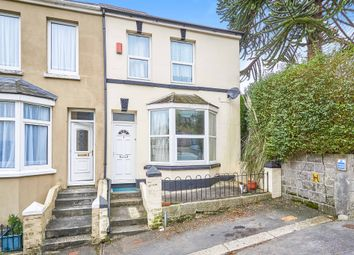 Thumbnail 2 bed end terrace house for sale in Beckham Place, Plymouth