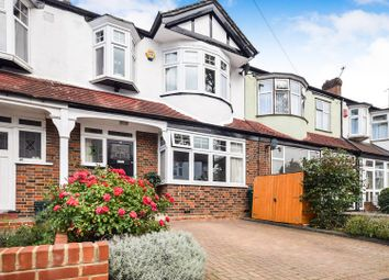 Thumbnail 4 bed property for sale in Cannon Close, London