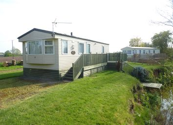 Thumbnail 2 bedroom mobile/park home for sale in Wortwell, Harleston