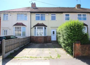Thumbnail 3 bed terraced house for sale in Gayer Street, Courthouse Green, Coventry