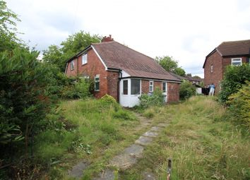 Thumbnail 3 bed semi-detached house for sale in Chassen Avenue, Flixton