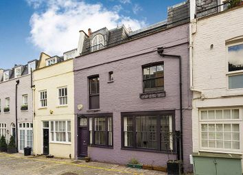 Thumbnail 4 bed terraced house for sale in Kynance Mews, London