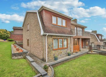 Thumbnail 4 bed detached house for sale in Seaview Drive, Ogmore-By-Sea, Bridgend