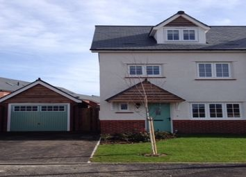Thumbnail 4 bed property to rent in Cilfach Crwys, Penrhosgarnedd, Bangor