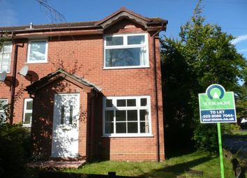 Thumbnail 1 bedroom flat to rent in Robin Gardens, Totton, Southampton