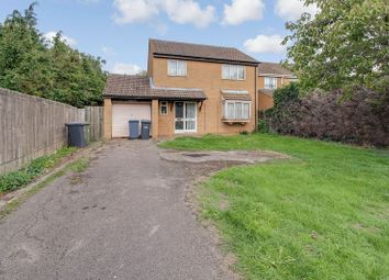 Thumbnail 4 bed detached house for sale in High Street, Little Paxton, St Neots