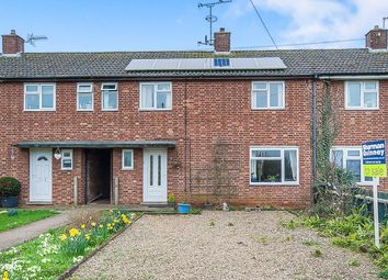 Thumbnail 3 bed terraced house for sale in Burley Road, Oakham