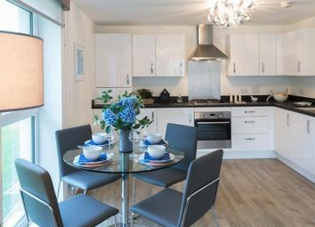 "Thumbnail 2 bedroom flat for sale in ""Rougvie"" at Loirston Road, Cove Bay, Aberdeen"