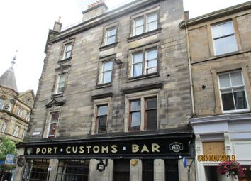Thumbnail 3 bed flat to rent in Port Street, Stirling Town, Stirling