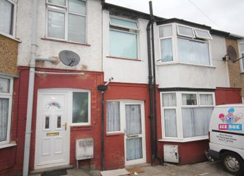 Thumbnail 3 bedroom terraced house to rent in Runely Road, Luton, Bedfordshire LU1 1Tu