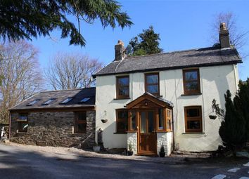 Thumbnail 3 bed detached house for sale in Pontrhydygroes, Ystrad Meurig