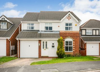 Thumbnail 4 bed detached house for sale in Braithegayte, Wheldrake, York