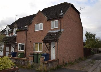 Thumbnail 3 bed terraced house to rent in Hawthorn Way, Tewkesbury, Gloucestershire