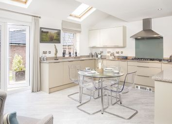 "Thumbnail 5 bed detached house for sale in ""Emerson"" at Adlington Road, Wilmslow"