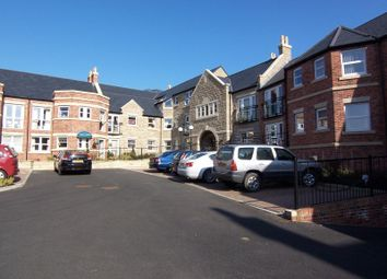 Thumbnail 2 bed flat for sale in Alnwick, Bondgate Without, Robert Adam Court