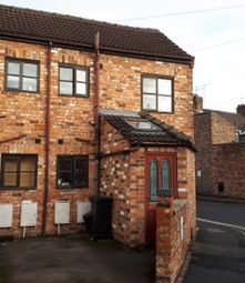 Thumbnail 1 bed semi-detached house to rent in Amber Street, The Groves, York