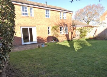 Thumbnail 4 bed detached house for sale in Lancaster Way, Skellingthorpe, Lincoln