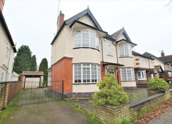 Thumbnail 4 bed detached house for sale in Manor Park Road, Nuneaton