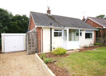 Thumbnail 2 bed detached bungalow for sale in Hilltop Road, Corfe Mullen, Wimborne