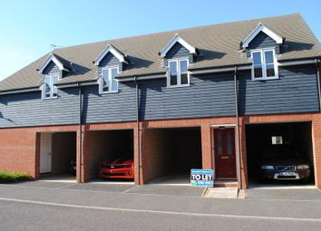 Thumbnail 2 bedroom flat to rent in Turnstone Drive, Bury St. Edmunds