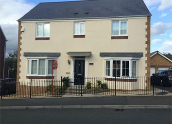Thumbnail 4 bedroom detached house for sale in Pantyblawd Road, Llansamlet, Swansea, West Glamorgan