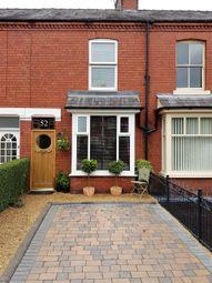Thumbnail 2 bed terraced house for sale in Millstone Lane, Nantwich