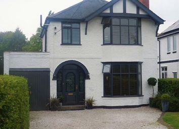 Thumbnail 4 bedroom detached house for sale in Westwood Heath Road, Coventry