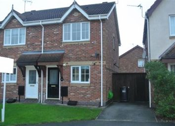 Thumbnail 2 bed semi-detached house to rent in Sawmand Close, Long Eaton, Nottingham