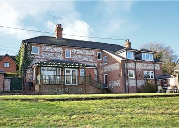 Thumbnail 4 bed detached house for sale in Collingbourne Kingston, Marlborough