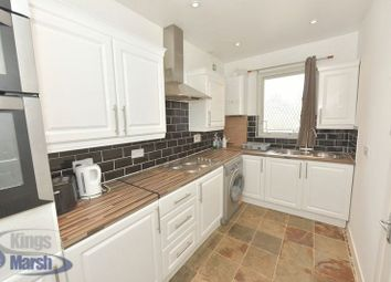 Thumbnail 3 bed flat to rent in The Hammonds, Mitcham Road, London