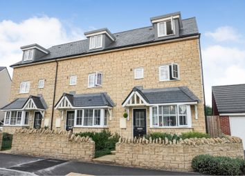 Thumbnail 4 bed end terrace house for sale in Kingfisher Road, Evercreech