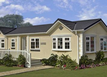 Thumbnail 2 bed mobile/park home for sale in South Bridgend, Crieff